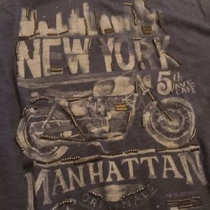 Abercrombie & Fitch xs nyc t shirt